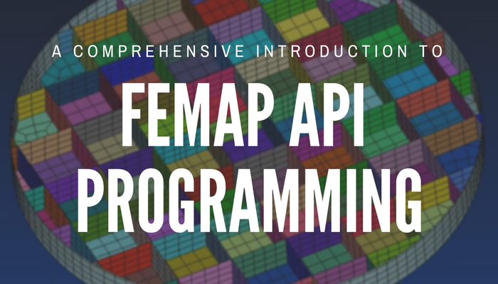 Femap API | How to use API in Femap Tutorial | Python & Excel