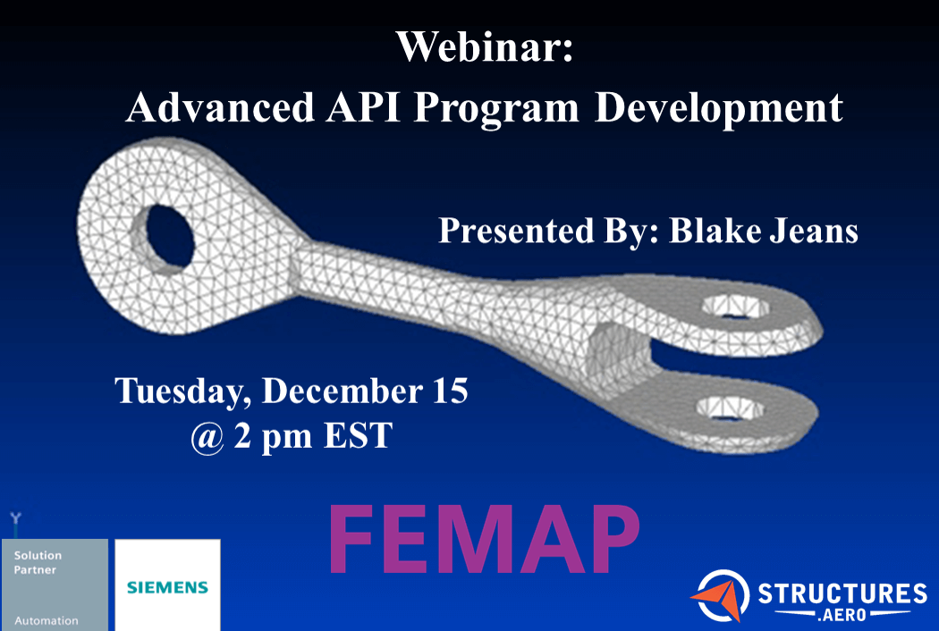 Advanced Femap API