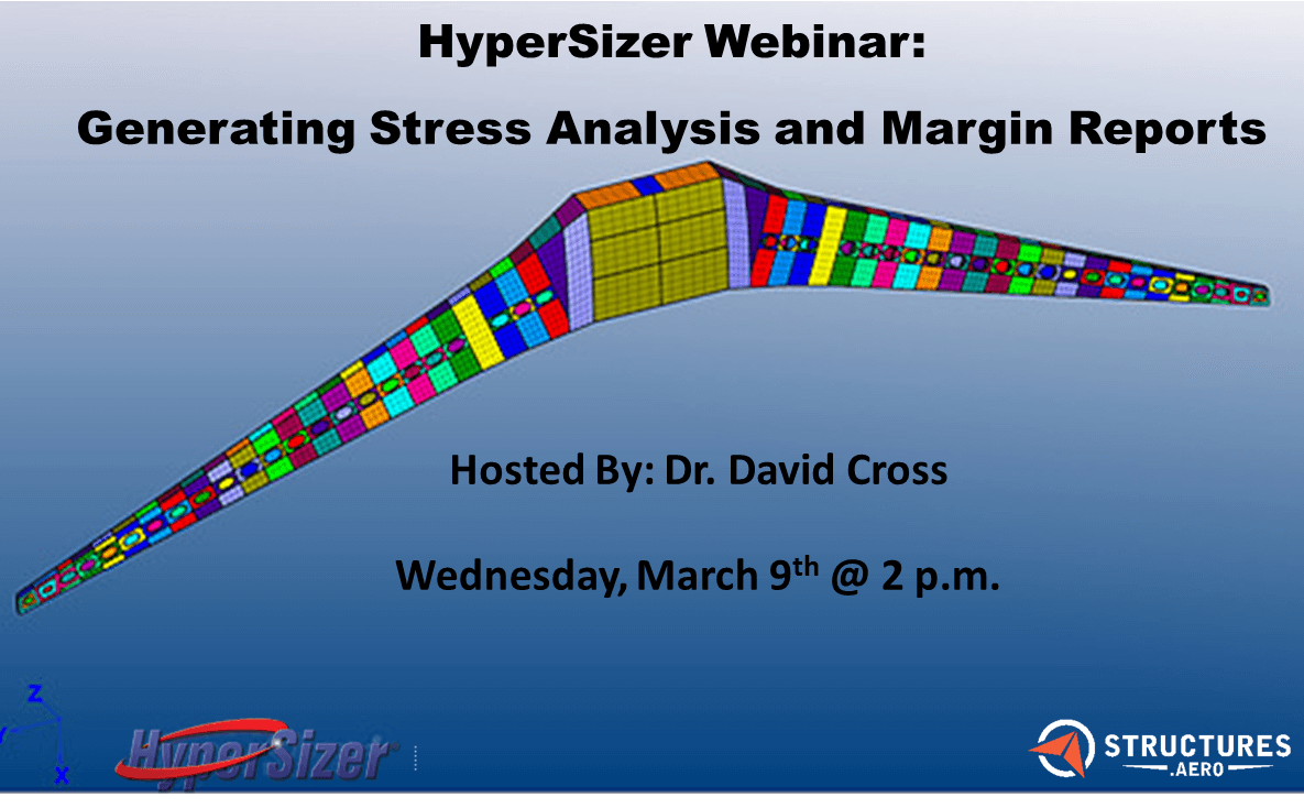 HyperSizer Stress Analysis & Margin Reports