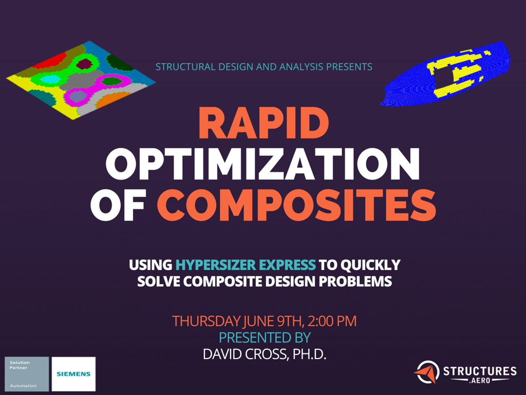 Rapid Optimization of composites