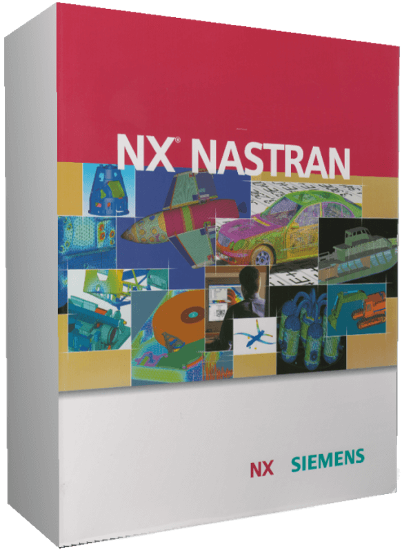 nx nastran product box