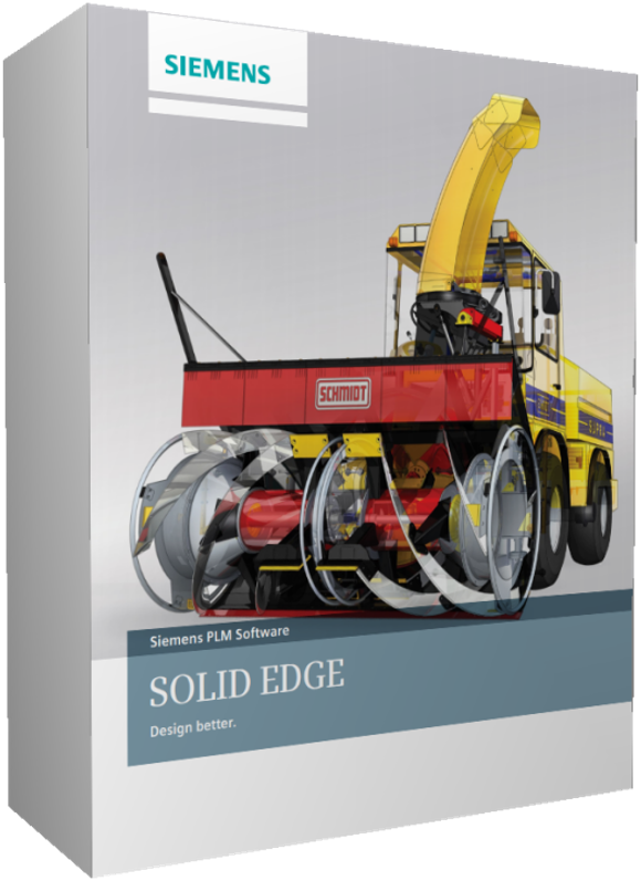solid edge box