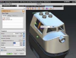 Siemens NX Design Mach Series | Modeling, Drafting, Assembly